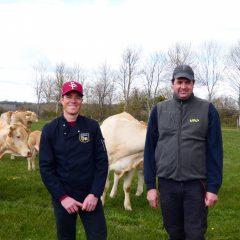 Lien vers Sébastien Pocholle, boucher, et Nicolas Sangnier, éleveur : le duo gagnant du circuit-court en Amiénois